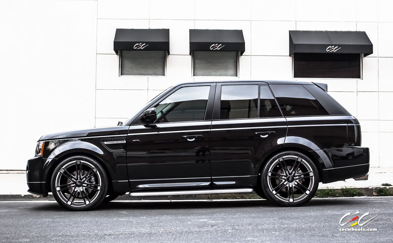 The Last Of Its Kind The 2013 Range Rover Sport by CEC