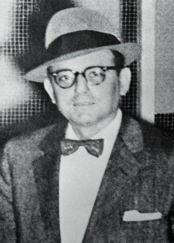 Santo Trafficante | Mafia gangster, Mafia, The godfather