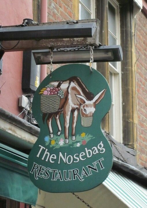 nosebag restaurant
