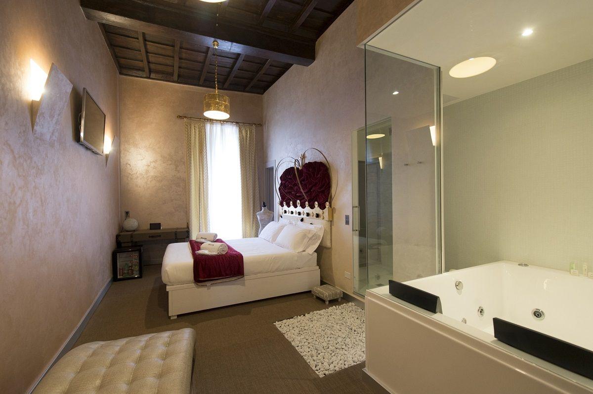 Hotel con vasca idromassaggio in camera a Roma - iRooms ...