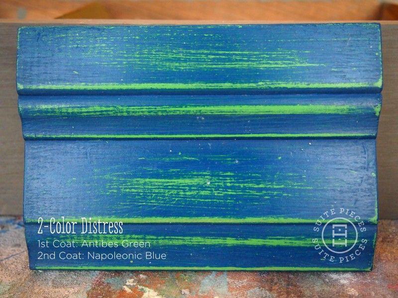 Crackle Paint Color Combos