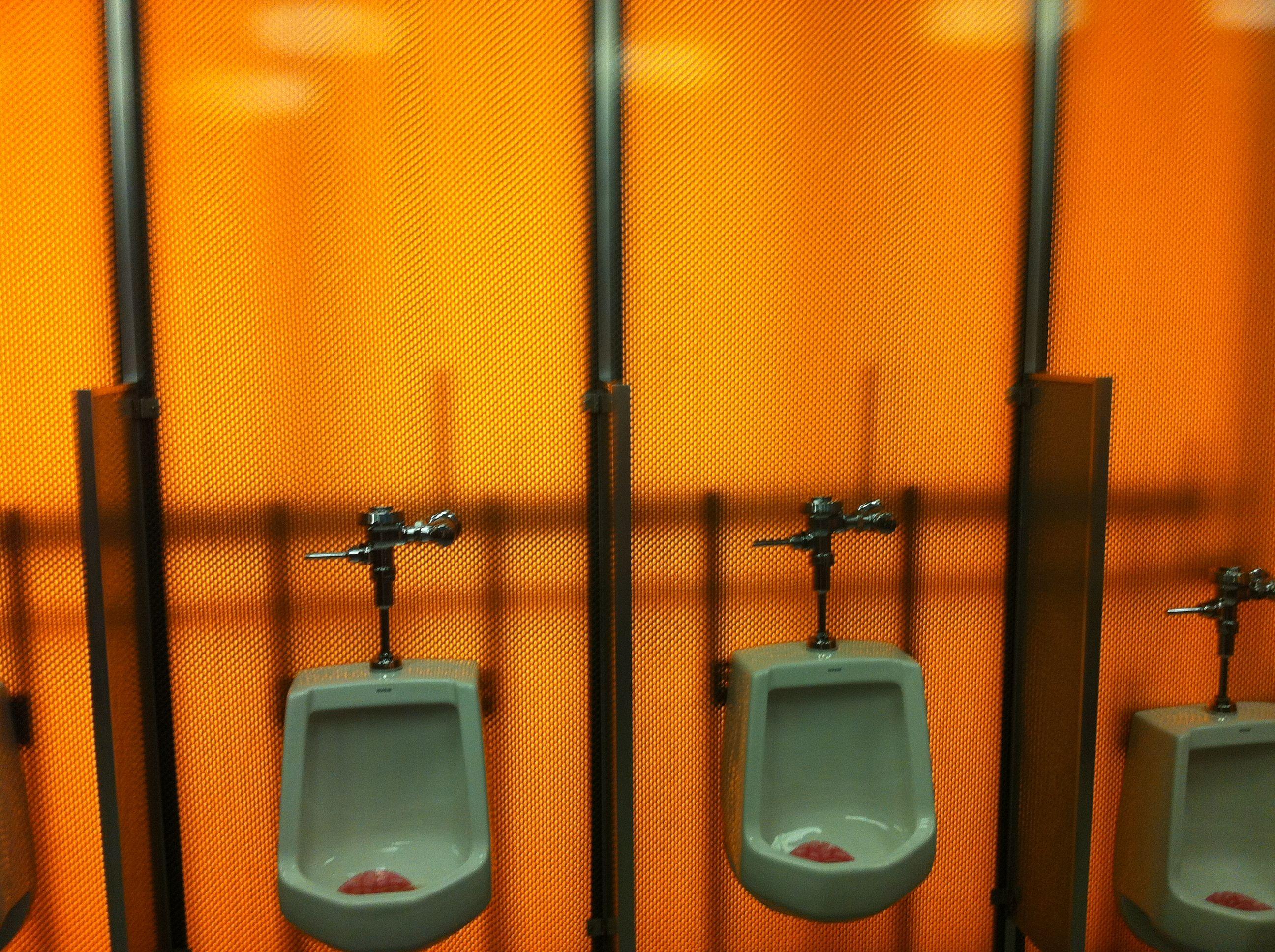 Bathrroms Inside The Mccormick Tribune Campus Center At The