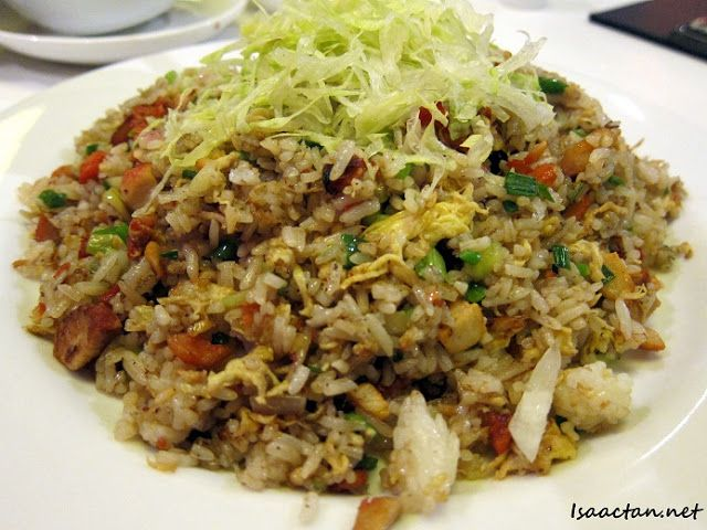 Spring Garden Special Fried Rice Chinese Restaurant Special Fried Rice Food