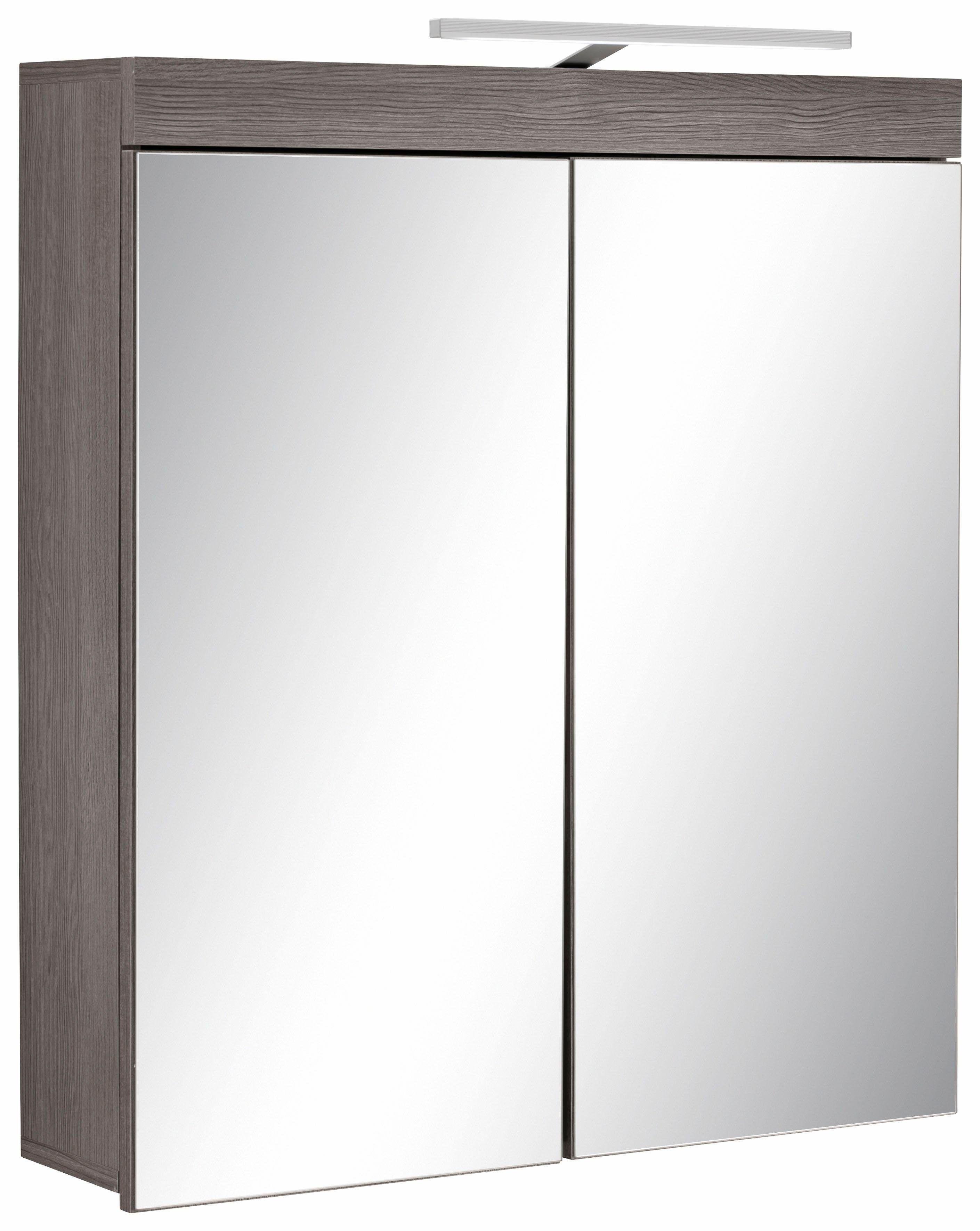 Welltime Spiegelschrank Miami Grau Pflegeleichte Oberflache Fsc Zertifiziert Jetzt Bestellen Unter Https Spiegelschrank Spiegel Spiegelschranke Furs Bad