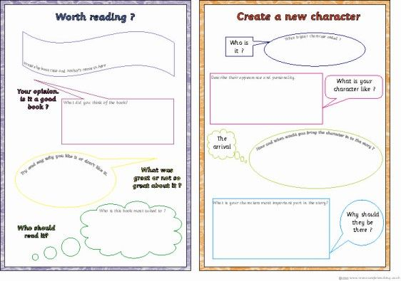 Book Review Templates  Kids School    Book Review