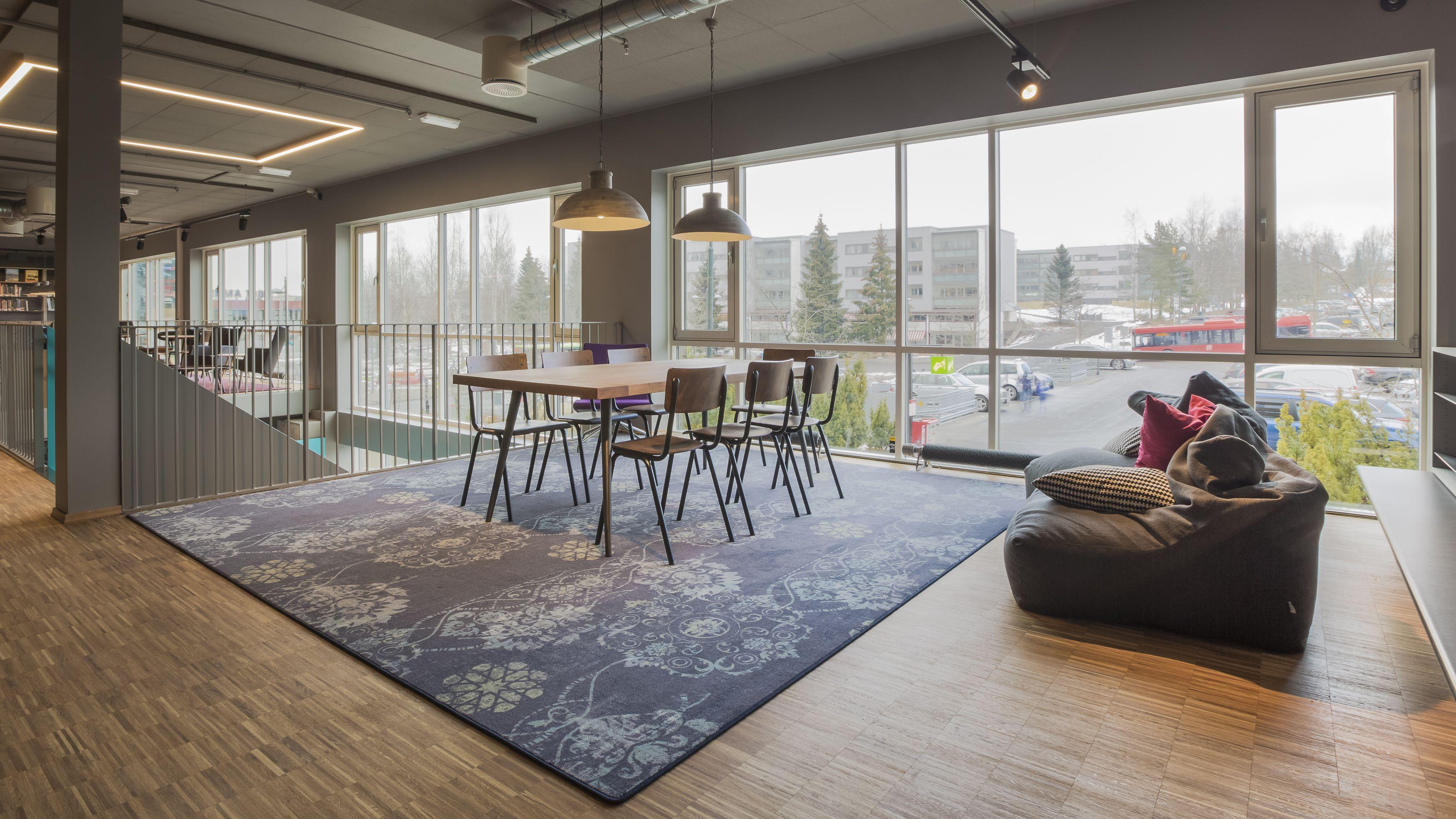 Oslo - Norge - Deichmanske - Bibliotek T Yen -