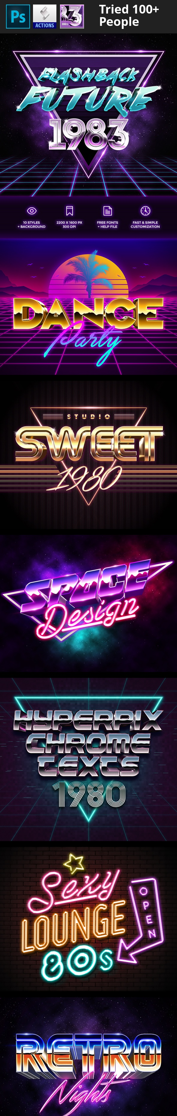 80s style text effects pinterest 80s style edit text and 3d text