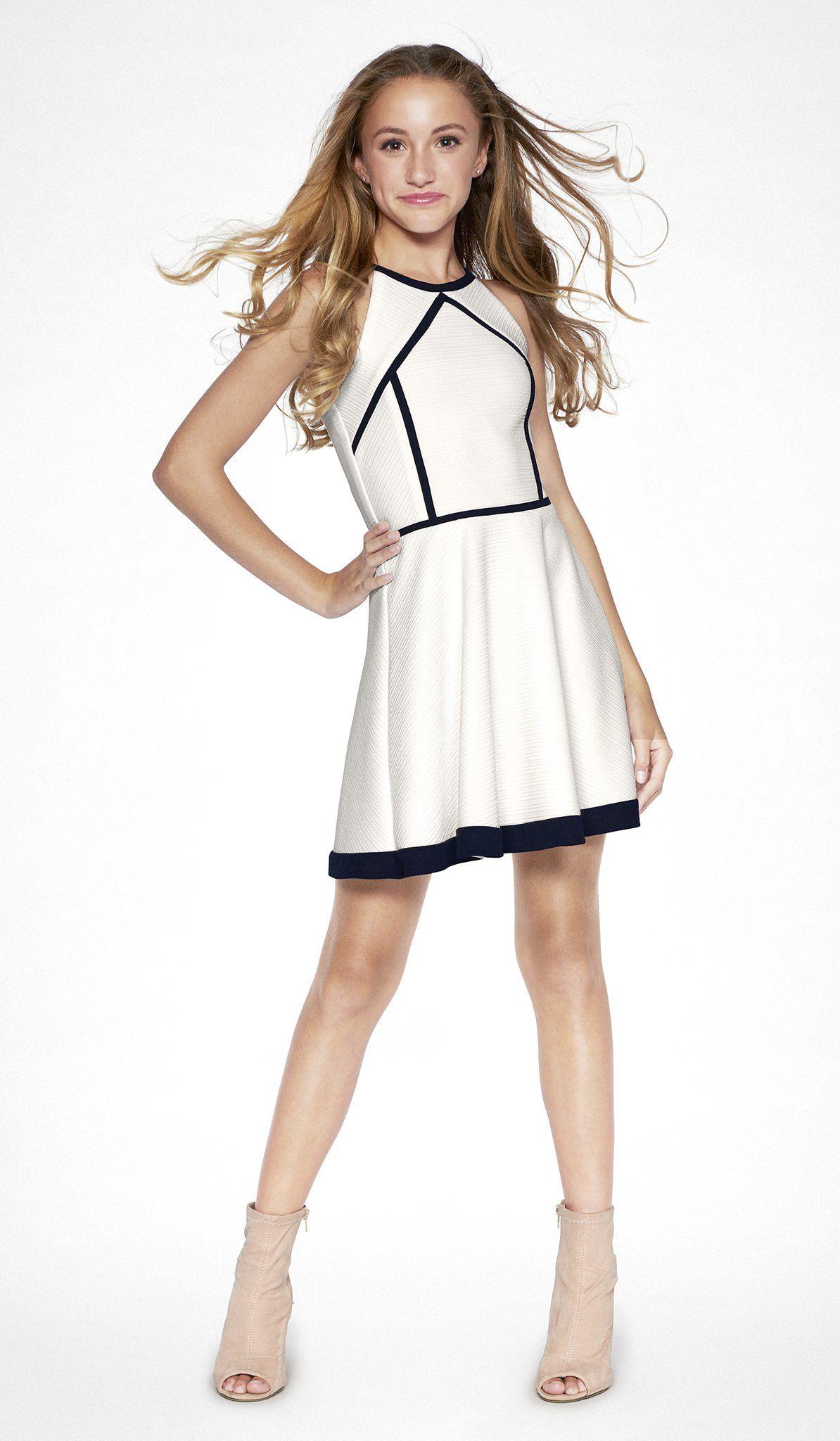 The newport dress #sallymiller