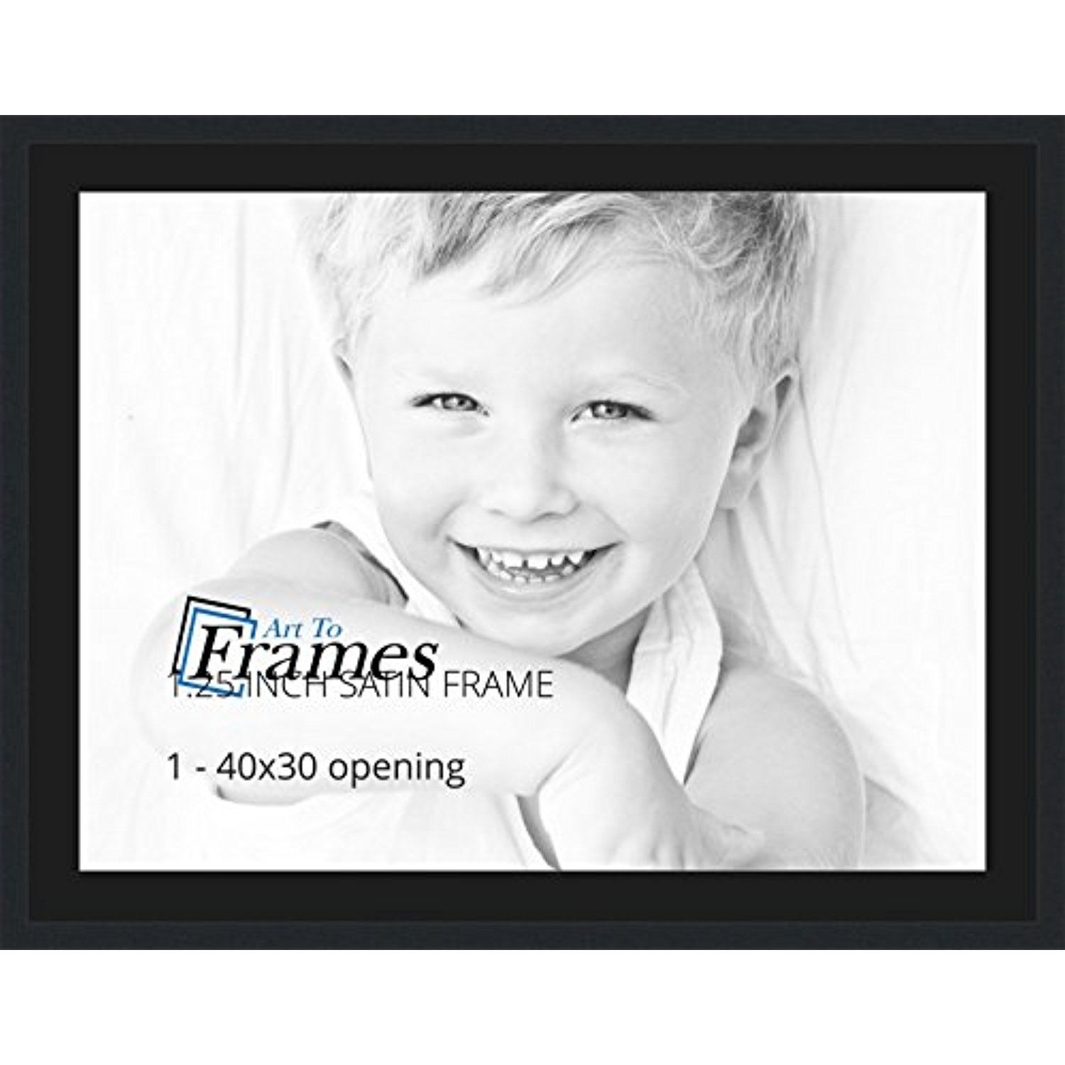ArtToFrames Collage Photo Frame Double Mat with 1 - 30x40 Openings ...