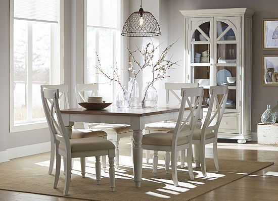 dining rooms furniture tables rectangle havertys kitchen pin sandhurst table