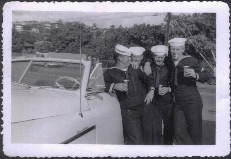 Sailors-Hawaii-1950s