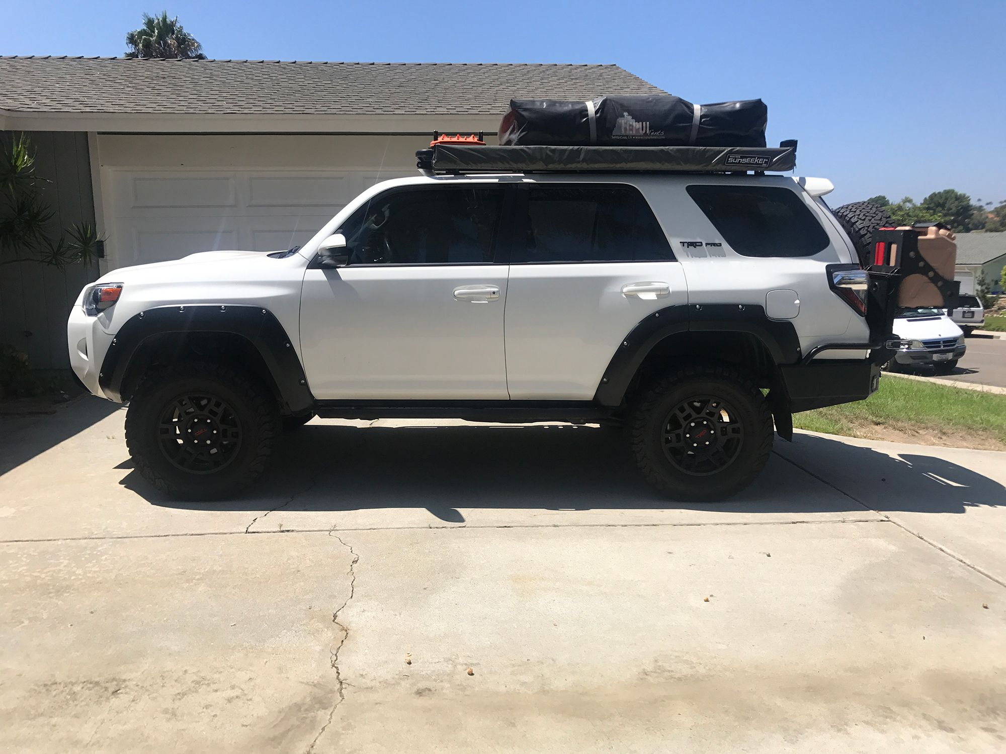 FS 2016 TRDPro White 5th gen Socal