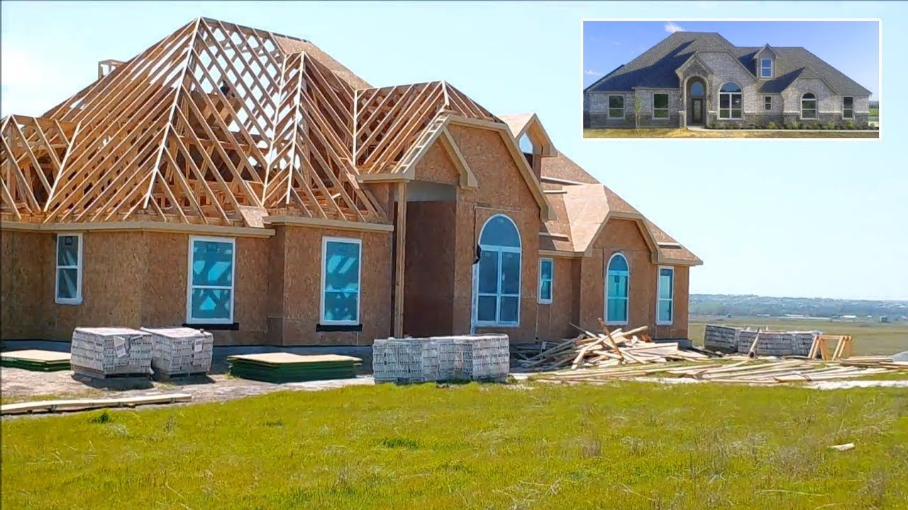 Stunning Time Lapse World Fastest Wooden House Building Process Perfect Log House Start To Finish Log Homes Wooden House Building A House