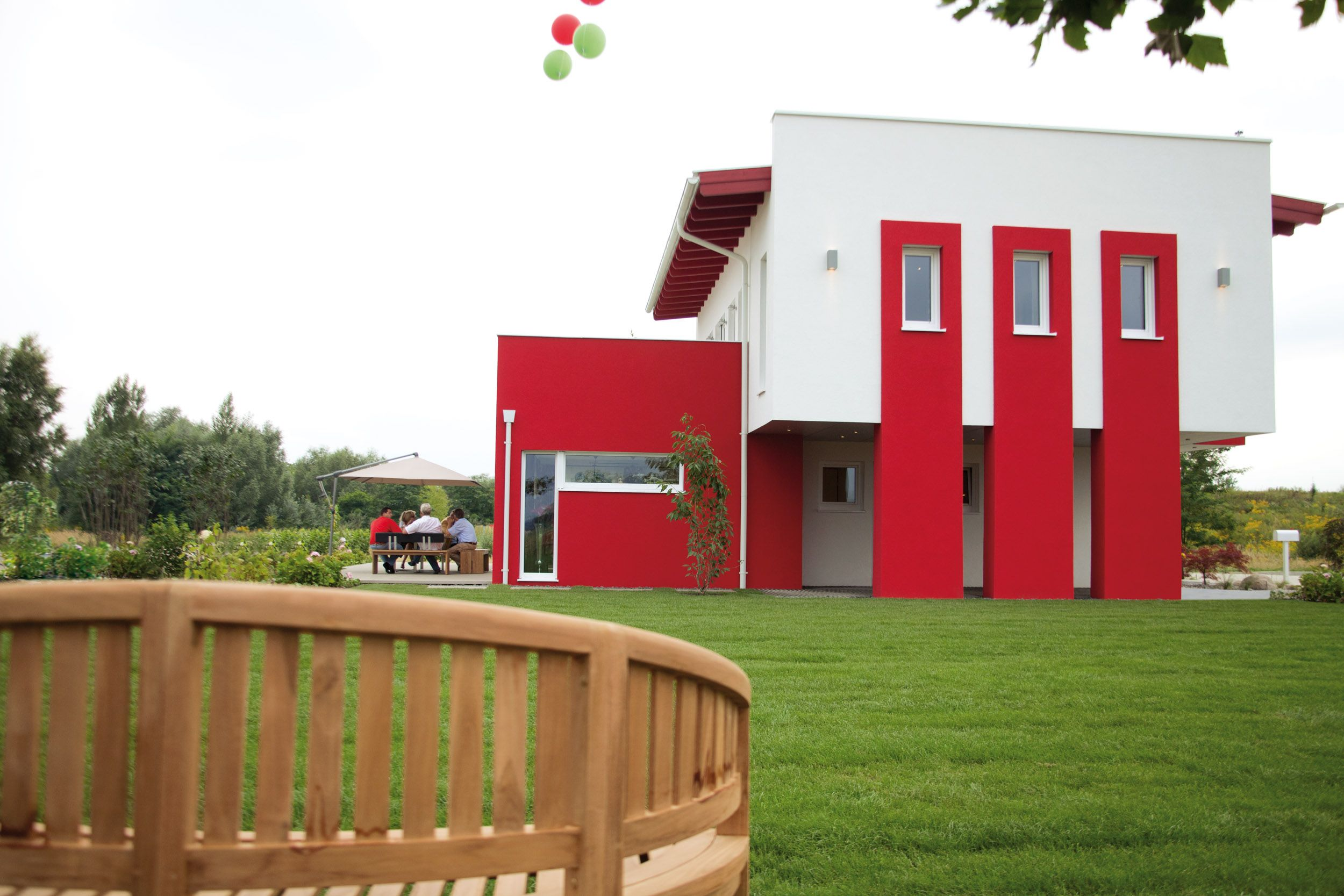 ELK Fertighaus GmbH #musterhaus #fertighaus #immobilien #eco ...
