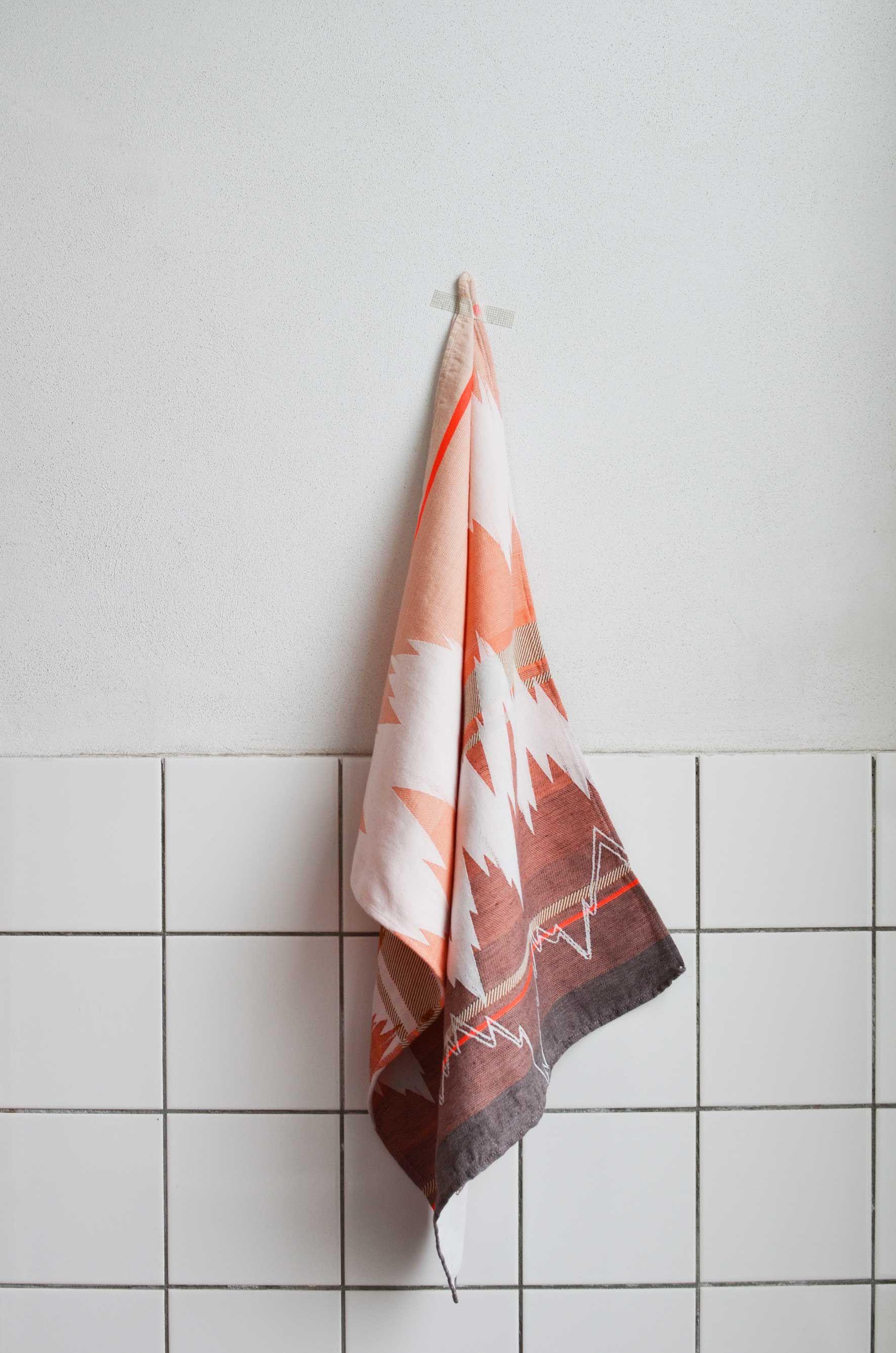/// ISH. Tea Towel 01. by Mae Engelgeer www.mae-engelgeer.nl