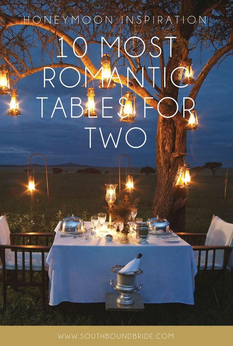 Luxury Life Design Most Romantic Honeymoon Destinations