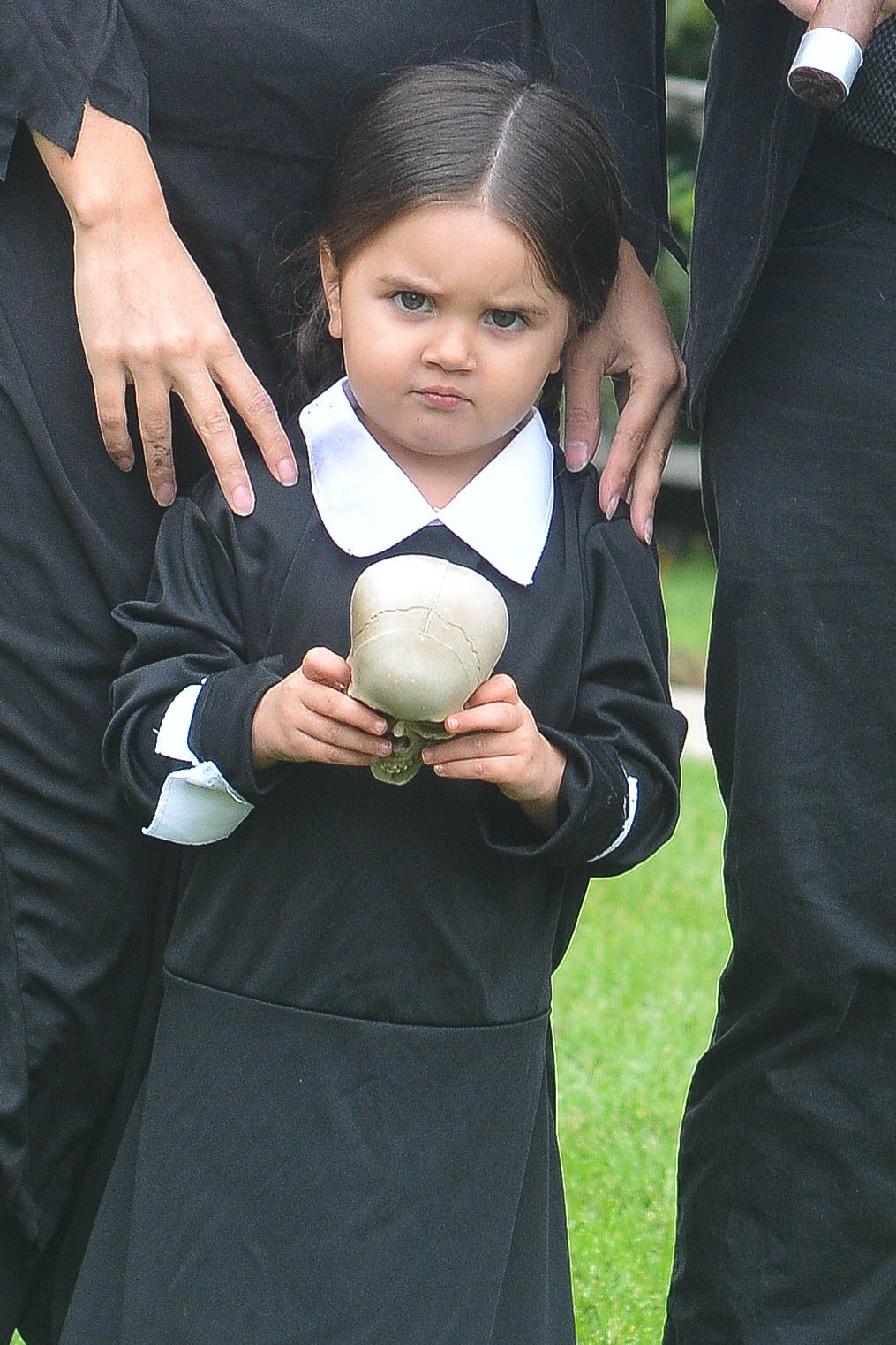 Wednesday Addams Toddler costume 2 year old costume