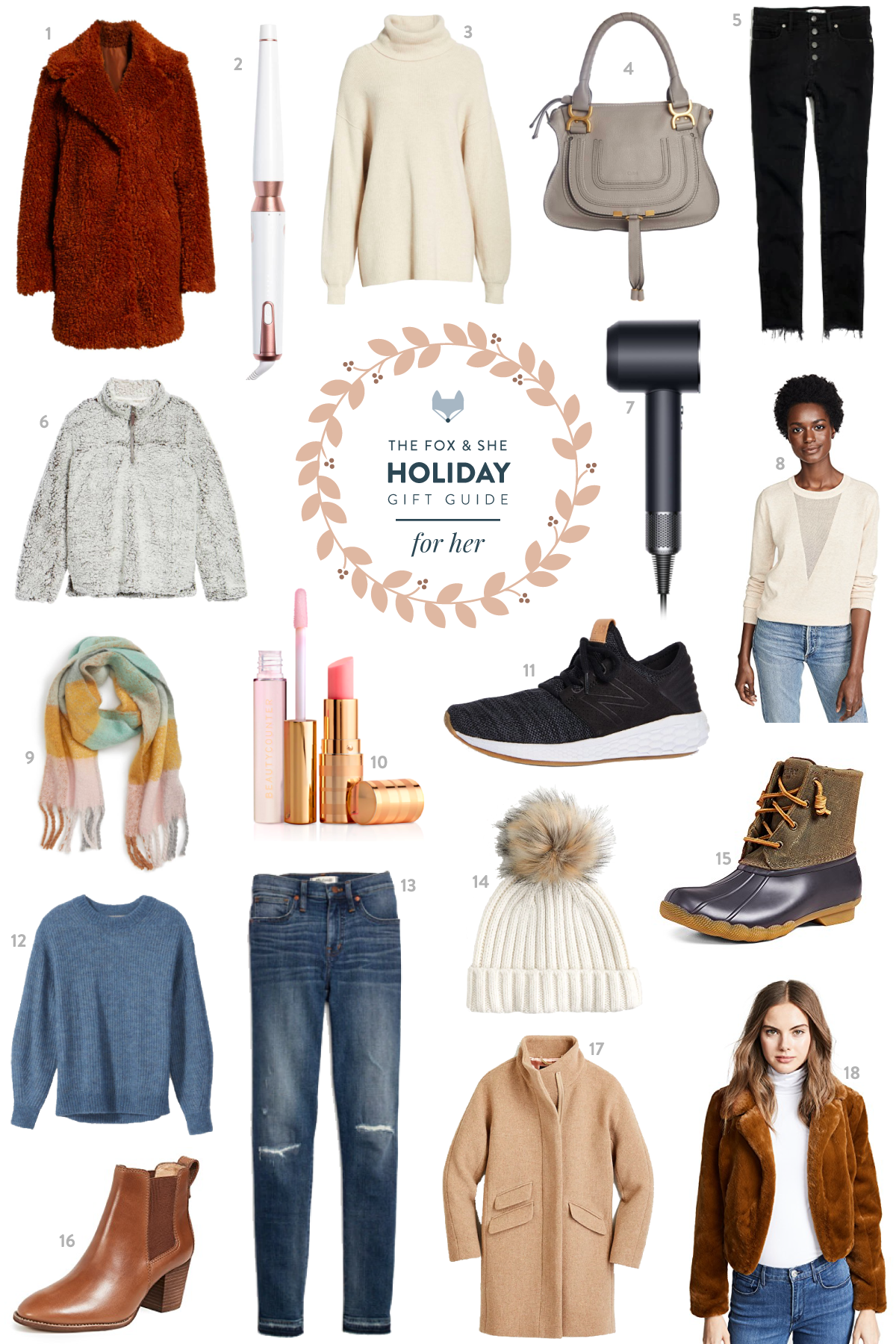 aa24ffc5e87c Gift Ideas for Her (You, Your Sister, & Your Best Friend) | Holidays ...