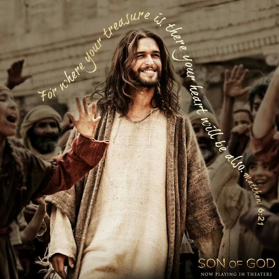 "Son of God ""movie"" 