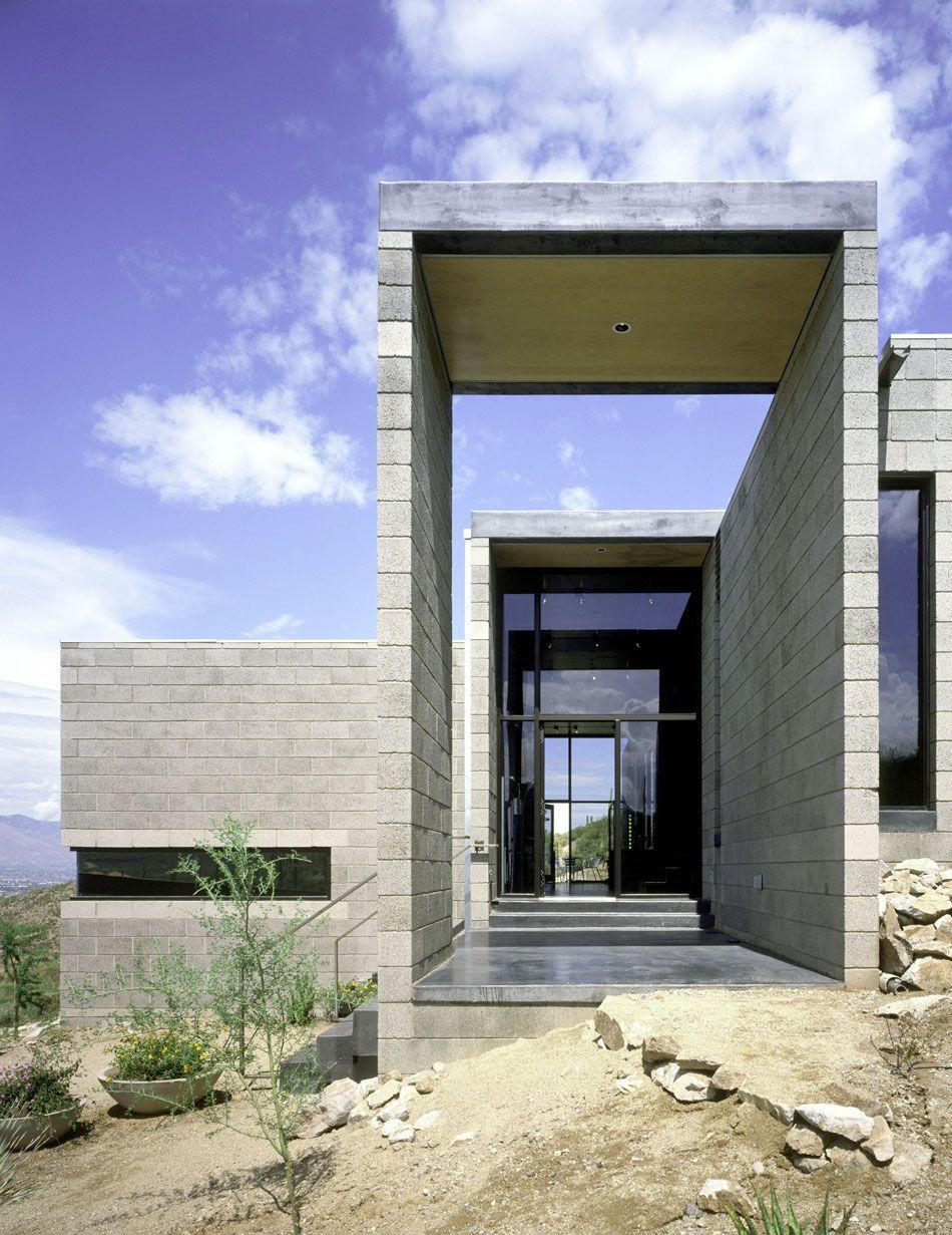 Ibarra Rosano Design Architects Garcia Residence Frames Tucson Architecture Architect Design Architecture House