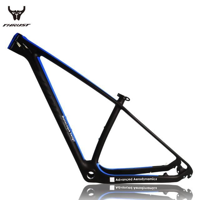 Carbon Mountain Bikes Frame 29er THRUST Chinese Carbon mtb Bicycle ...