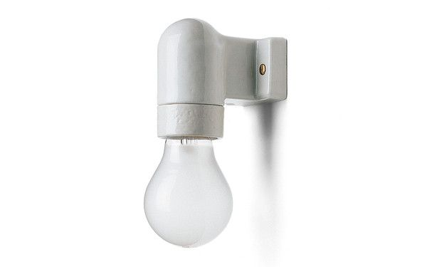 Porcelain 90 Degree Wall Mounted Light Fitting Wall Mounted Light Corner Lamp Light Fittings