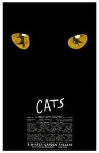 Cats Broadway Musical Poster At Barewalls Com Broadway Musicals Posters Broadway Posters Broadway Musicals