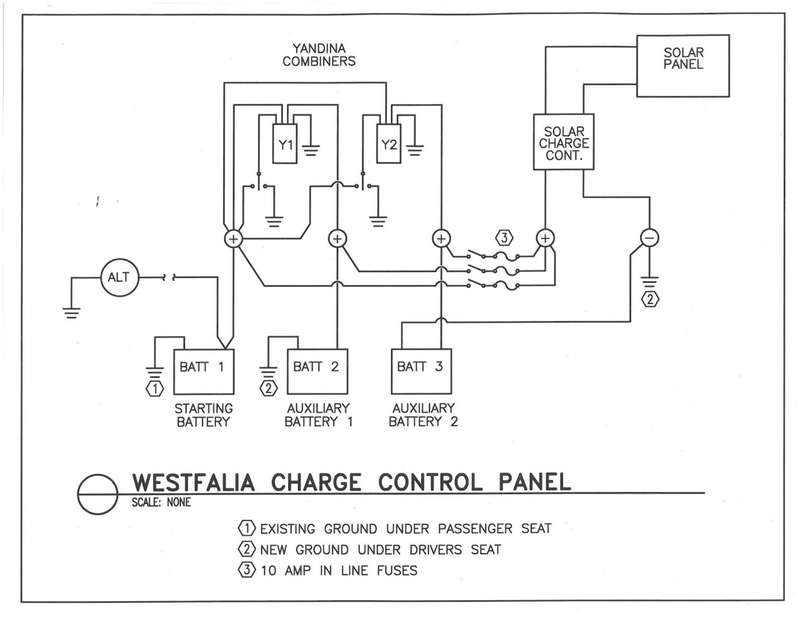 Vw Charging System Wiring Diagram Labled Of The Eye Vanagon Westfalia Pinterest