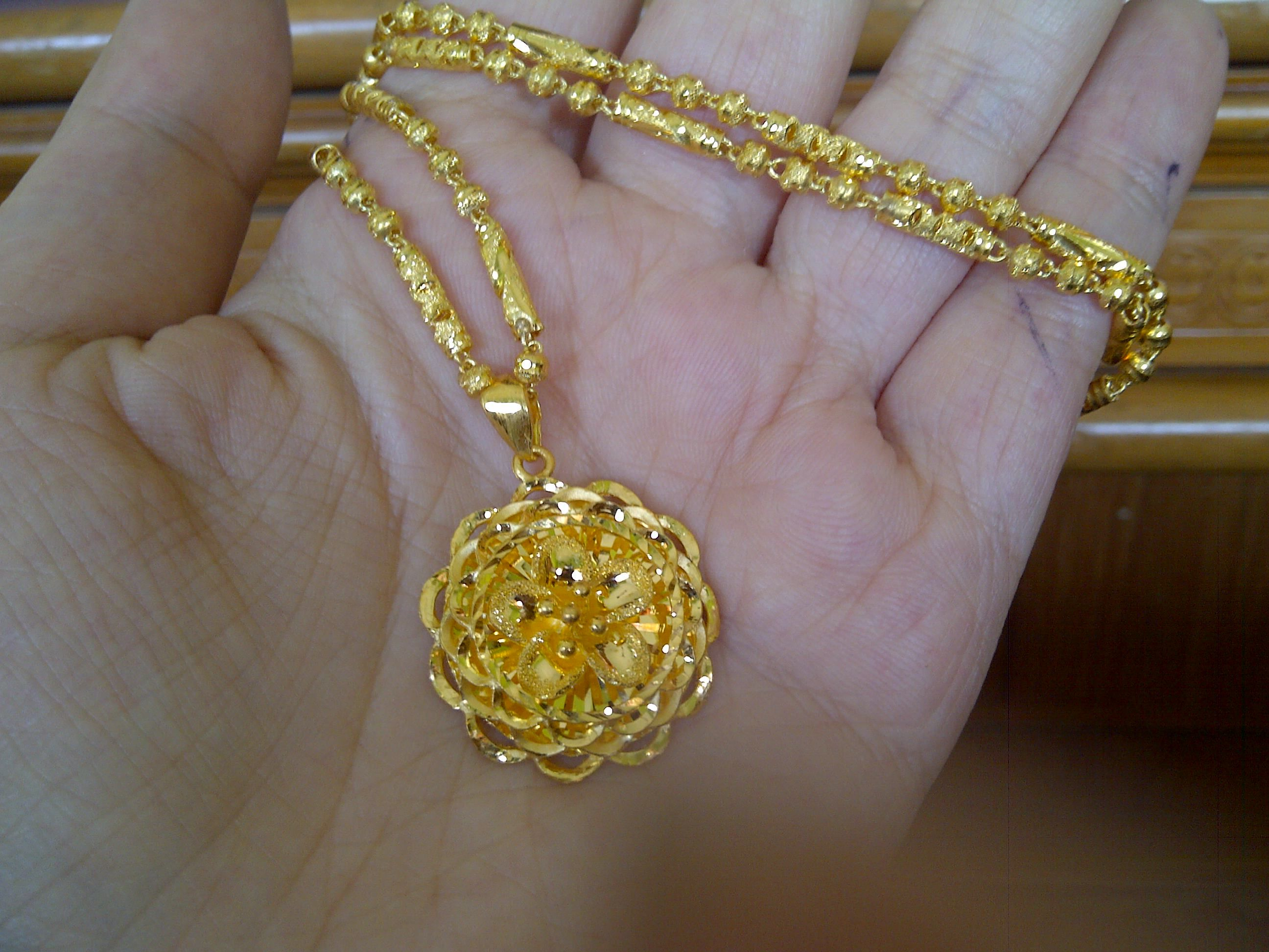 lyst gold gurhan l lush necklace yellow in jewelry
