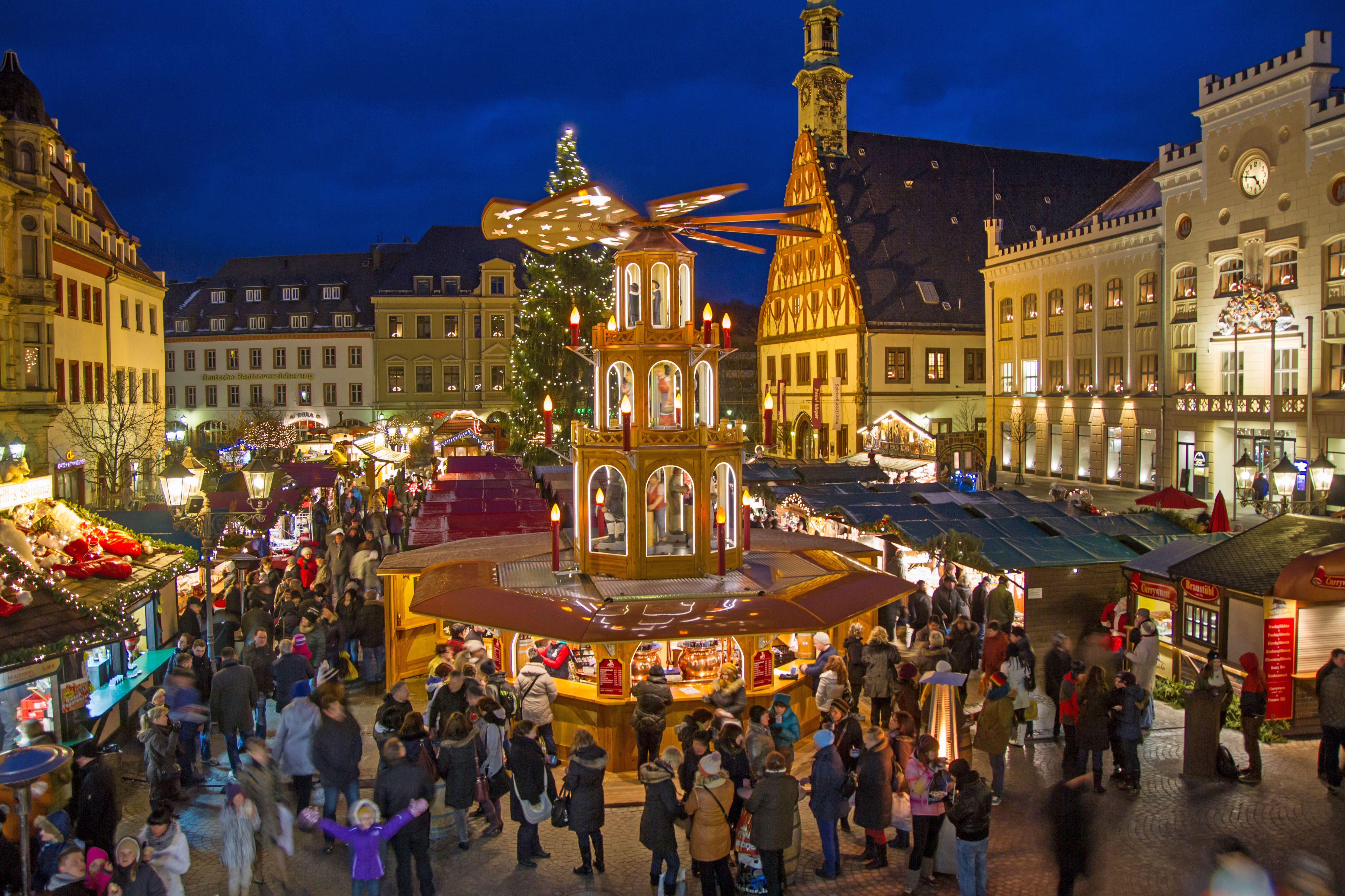 A Fairytale Advent In The Leap In Time Region Bavarian Times