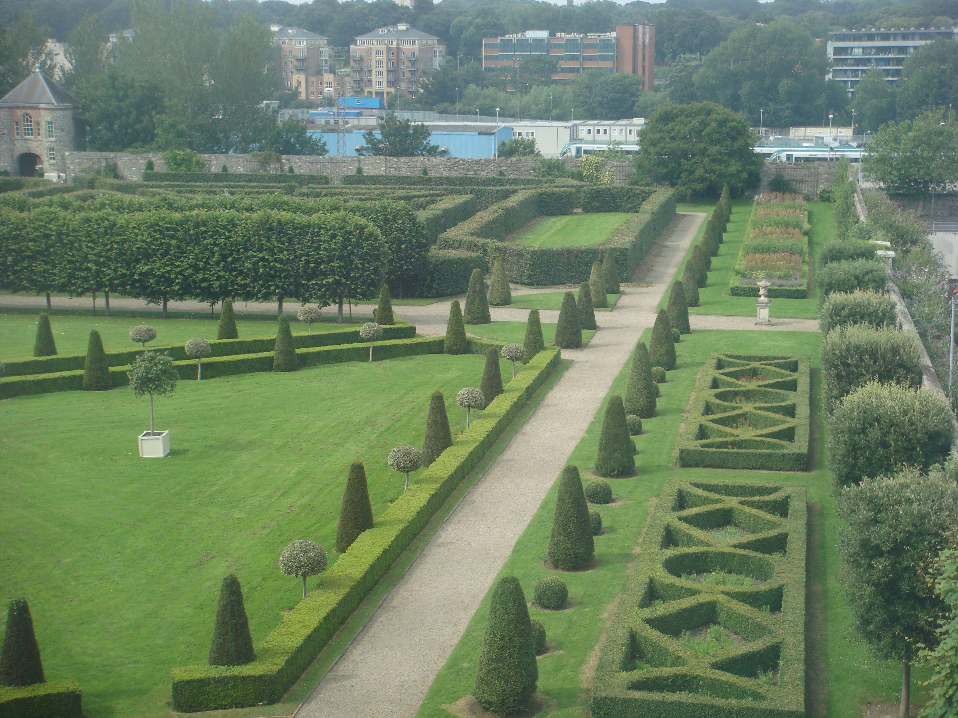 palace of versailles knot garden Google Search Garden design
