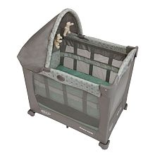 Graco Travel Lite Playard With Stages Keaton Graco