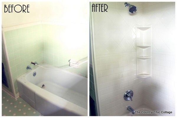 Get A NEW Tub In A Day With Bath Fitter Bath Fitter BeforeAfter - Bathroom in a day