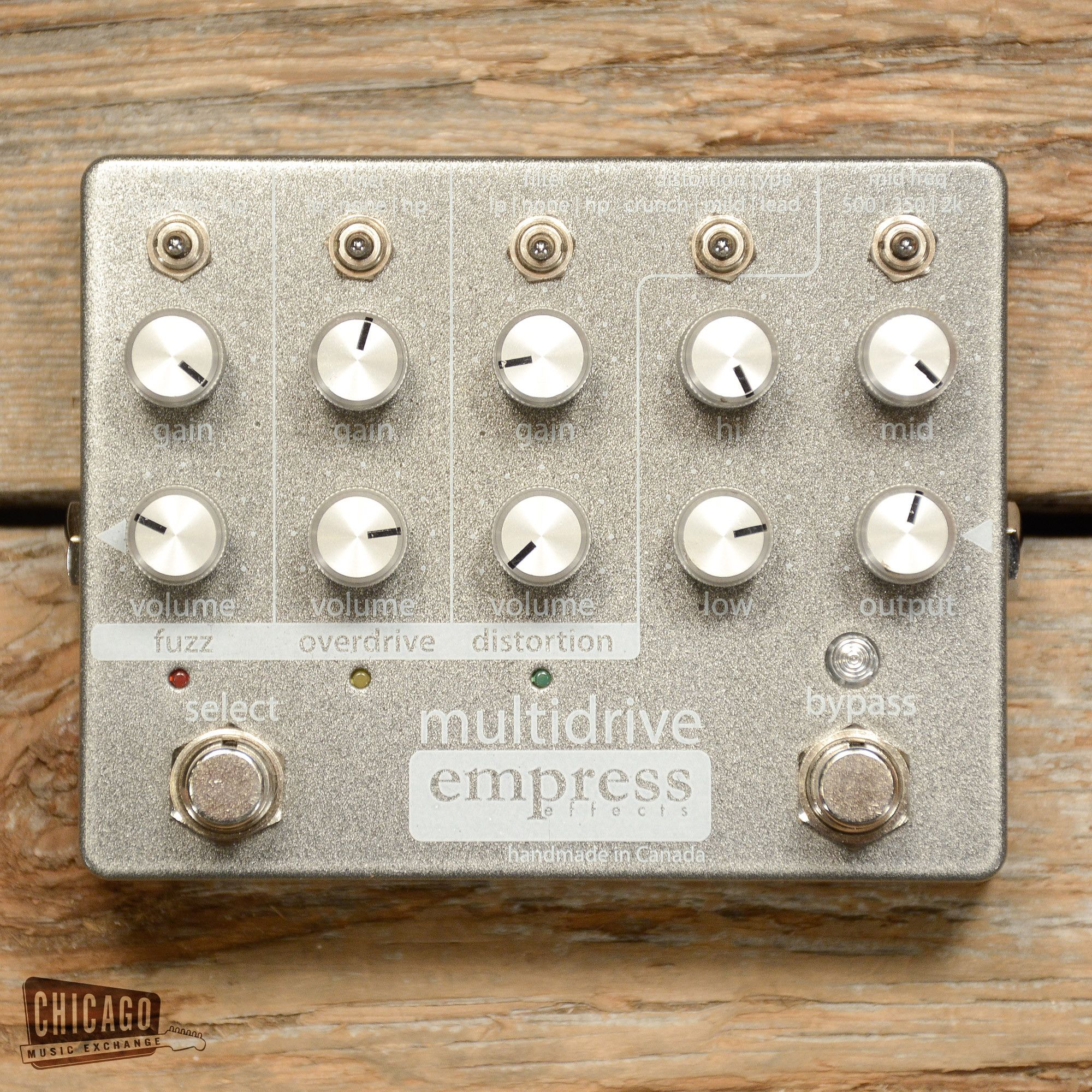Empress Multi Drive USED