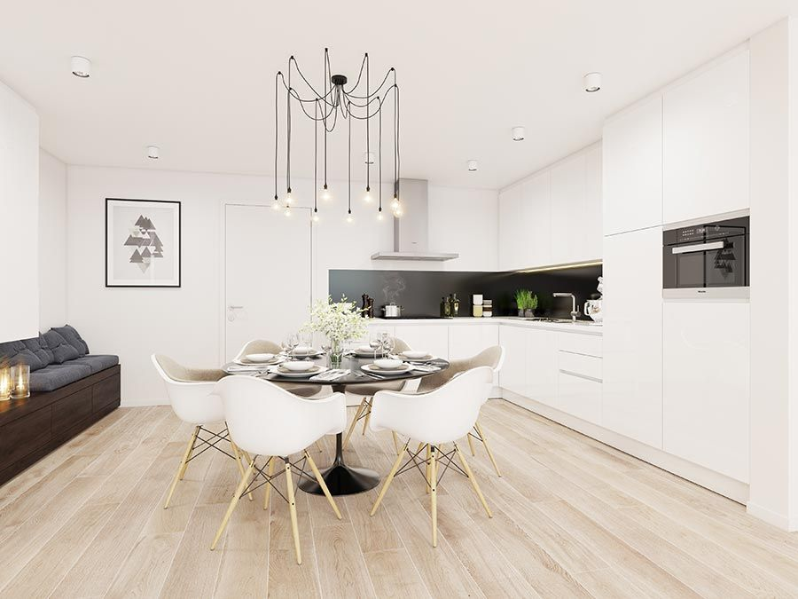 Keuken Nieuwbouw Open : Open keuken in nieuwbouwproject boortse te boortmeerbeek. #nieuwbouw