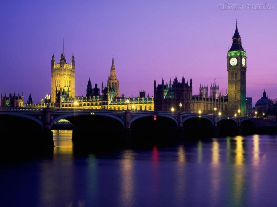 Inglaterra, Londres.   Palacio de Westminster.