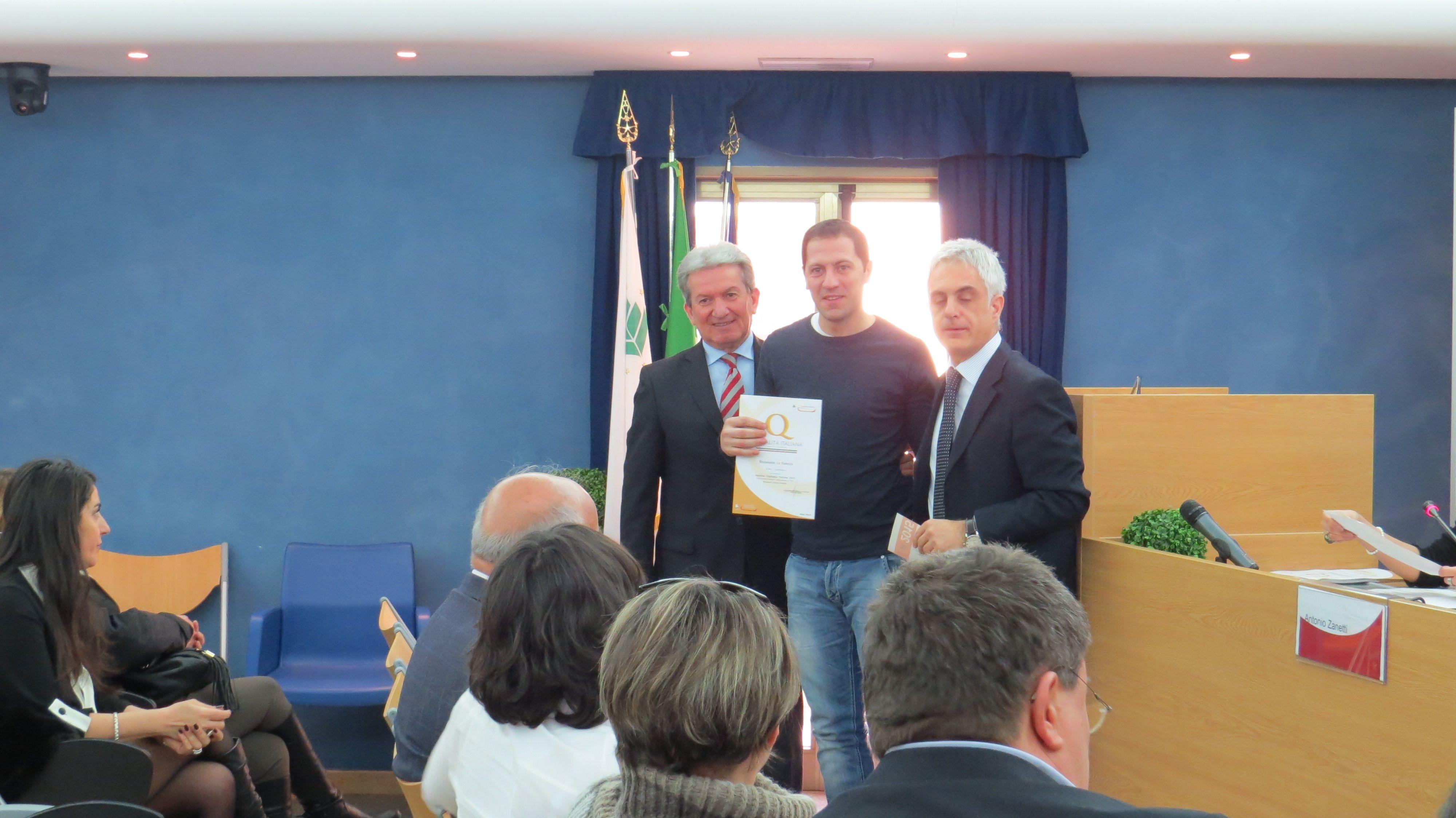 Cerimonia Di Premiazione Marchio Ospitalita Italiana Rieti 28