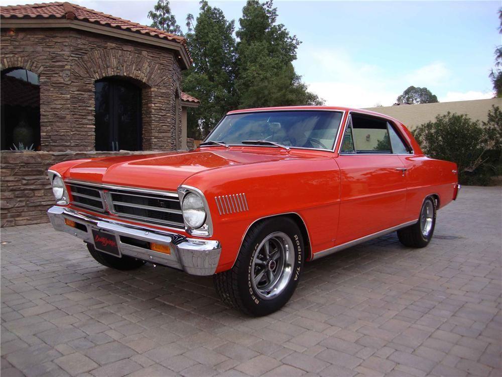 1966 Pontiac Acadian For Sale Barrett Jackson Lot 971 1966