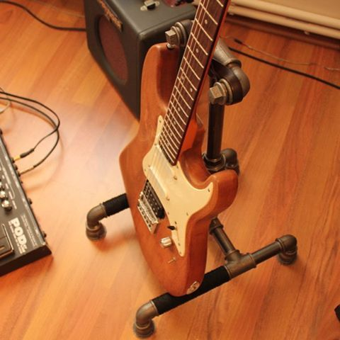 Guitar Stand Guitar Stand In 2019 Pinterest Guitar Stand
