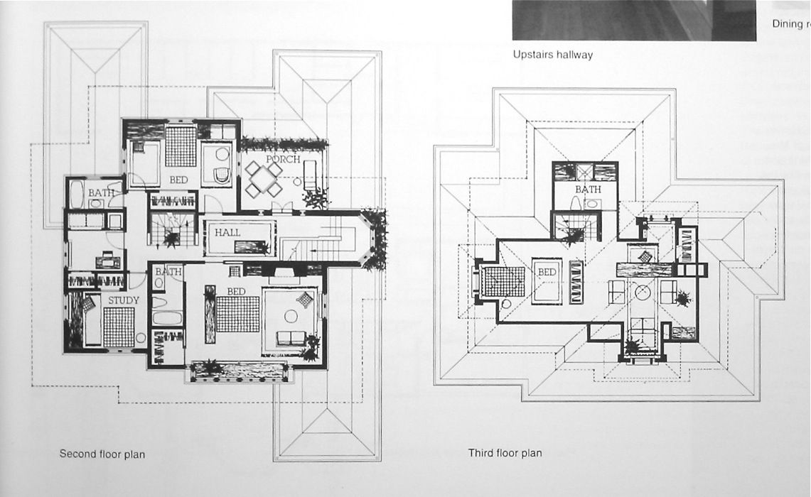 Wright Chat View Topic Nathan G Moore House Moore House Floor Plans House