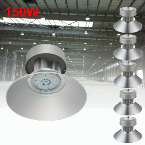 6x 150w Led High Bay Light Warehouse Super Bright Factory