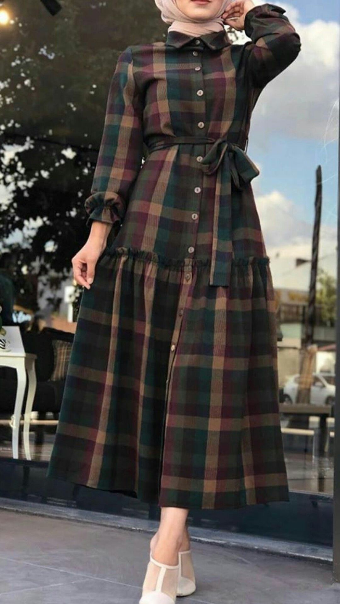 Tesettur Hirka Modelleri 2020 Tesettur Hirka Modelleri 2020 Tesettur Elbise Modelleri 2020 2020 Mutevazi Kiyafetler Kadin Modasi Elbiseler Elbise