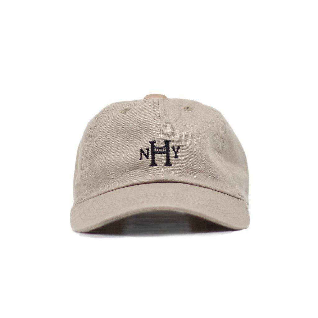 HNY Boro Bridge Dad Hat - Tan