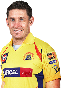 csk mike hussey