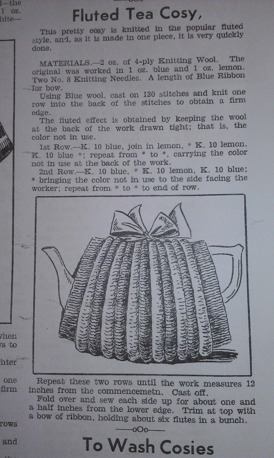 Craft a cure for cancer free tea cosy pattern vintage tea cosy craft a cure for cancer free tea cosy pattern vintage tea cosy patterns bankloansurffo Images