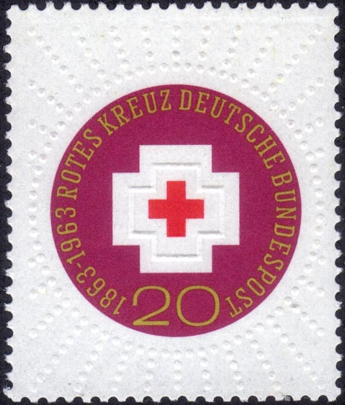 What Are Some Red Cross Stamps That You Have Stamp Community