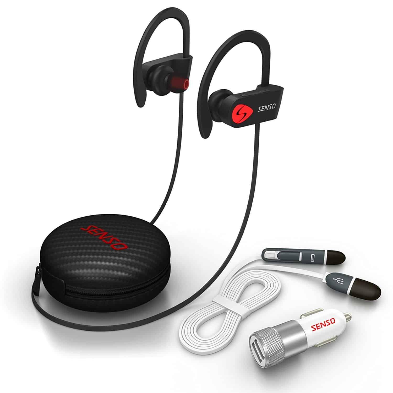 Top 10 Best Sport Bluetooth Headphones 2020 Earbud