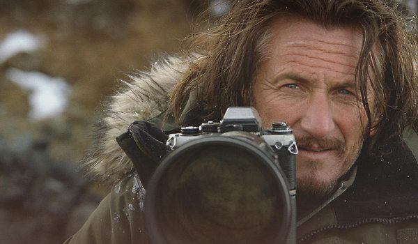 Inspirational Person Sean Penn In The Secret Life Of Walter Mitty