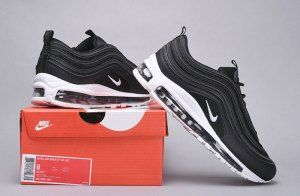 c2be7c4a5cac Nike Air Max 97 Black White Nocturnal Animal 921826 001 Women s Men s  Casual Shoes