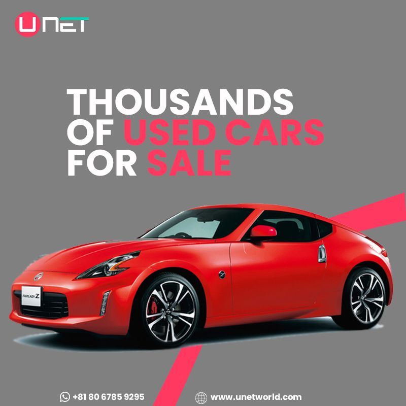 #Unet has access to over 140 Japanese car auction centers, with more than 100,000 cars. We offer the best condition and quality checked cars from world-renowned car manufacturing brands at very low prices. Also, we supply used classic cars like BMW, Mercedes Benz, Porsche, Aston Martin, and Maserati. Apart from this, our company also deals in half-cuts, spare parts, and auto parts. If you're searching for your dream car at a low price, contact us today.  WhatsApp +81 80 6785 9295 #japanesecar